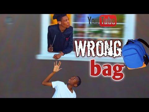 Wrong Bag😂😂(crazy Boys Tv Comedy)