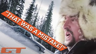 The Grand Tour: Jaaaaaag  Skiing