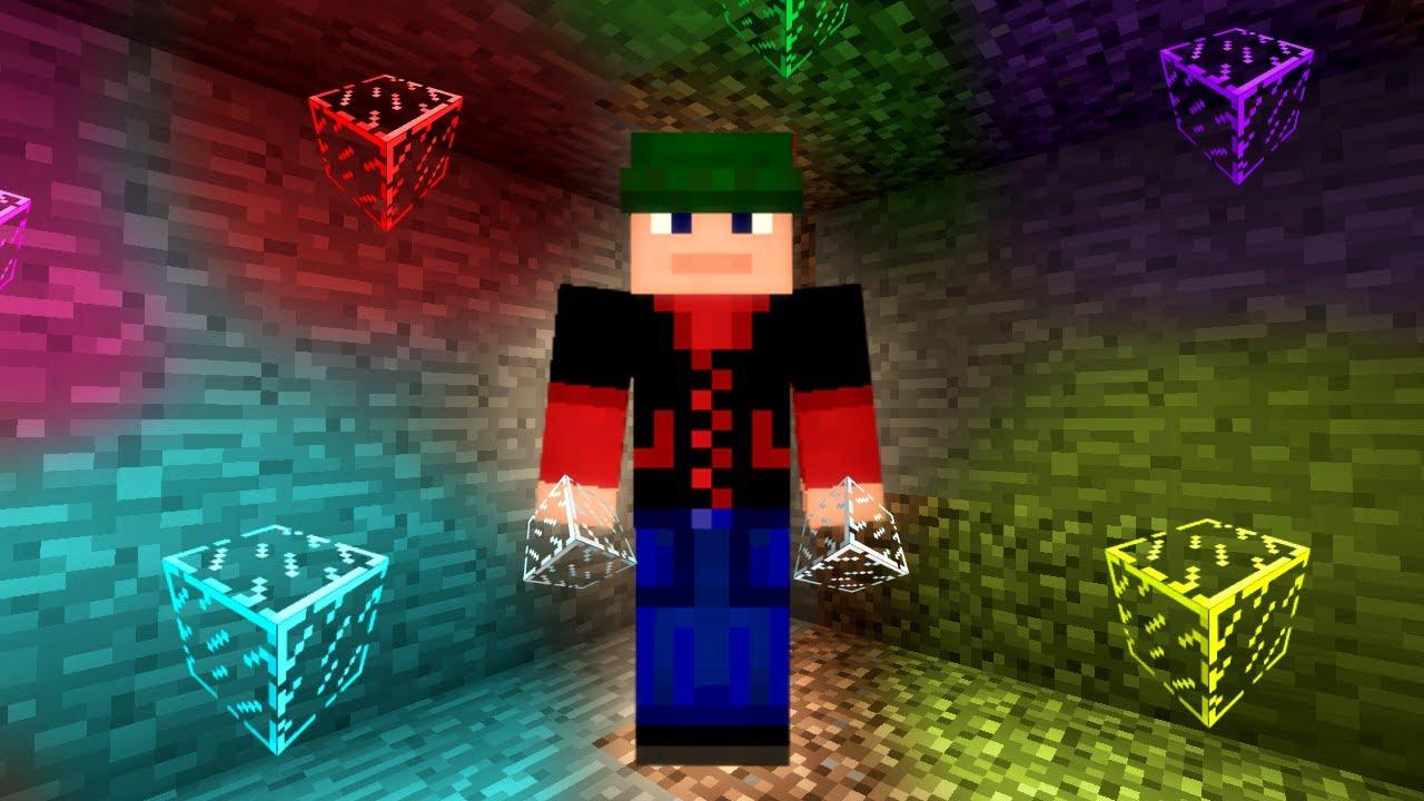 Luces de colores en minecraft pronink youtube for Luces de colores