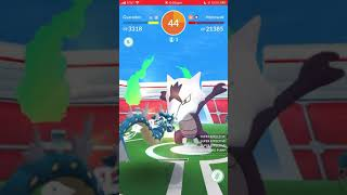 Pokémon Go - Level 4 Raid - Alolan Marowak (shiny)