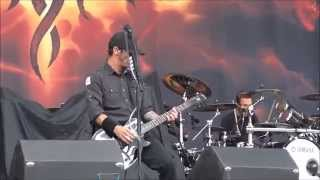 Godsmack - Awake (Live - Graspop Metal Meeting 2015 - Belgium)