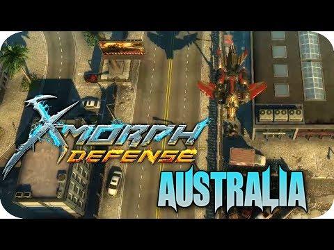 X-Morph Defense  - Australia