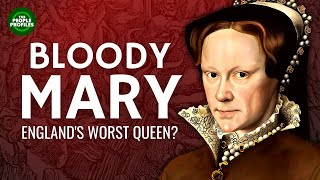 Bloody Mary Biography – The life of Mary Tudor - Queen Mary I of England Documentary