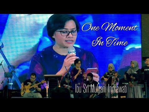 Ibu Sri Mulyani Indrawati - One Moment In Time