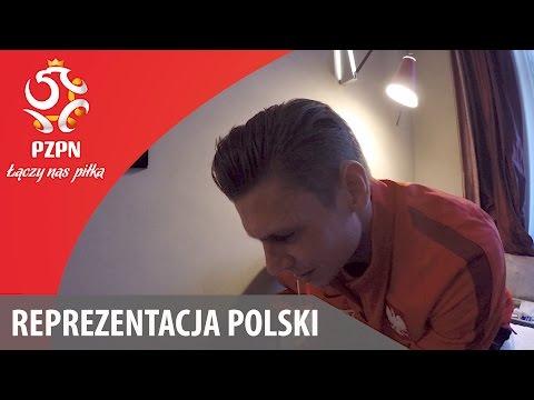 Żołnierze Glika, pakowanie Lewandowskiego i emocje Piszczka.