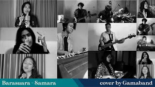 Barasuara - Samara    cover by Gamaband