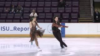 Popular Videos - Short dance & 2014–15 ISU Junior Grand Prix