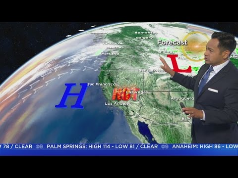 Craig Herrera's Weather Forecast (June 17)