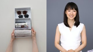 How to Organize Your Scarf Collection with Marie Kondo - Martha Stewart
