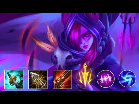 Xayah Montage 14 - Best Xayah Plays   League Of Legends Mid thumbnail