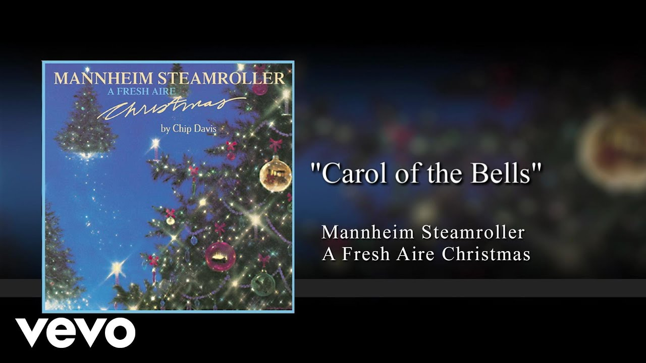 Christmas Music: Top 10 versions of 'Carol of the Bells' to