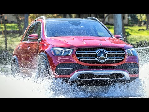 2019 Mercedes GLE 450 4MATIC - Powerful And Elegant SUV
