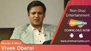 Emotional Vivek Oberio   Siddharth Kannan interview   Movies & More