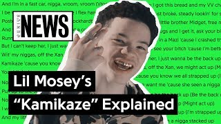 "Lil Mosey's ""Kamikaze"" Explained 