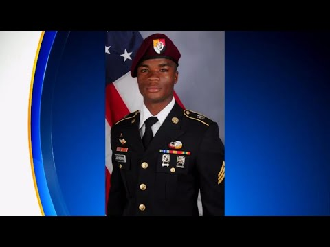 Fourth U.S. soldier killed in Niger ambush identified