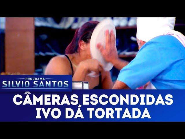 Ivo Dá Tortada | Câmeras Escondidas (10/02/19)
