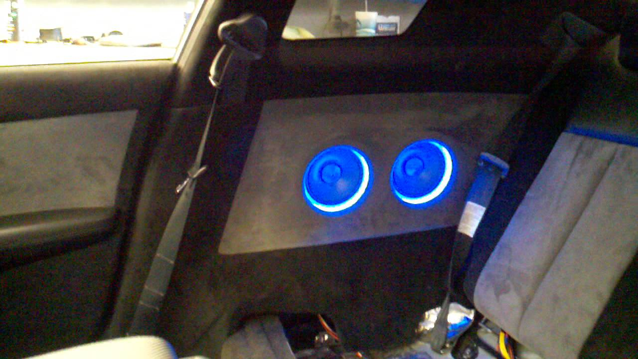 Nissan Altima Custom Audio System Youtube