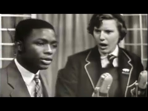 1957 High Schoolers Debate- Nigeria's Boniface Offokaja, Ethiopia, Ghana and South Africa.