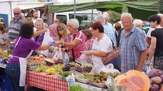 Wochenmarkt San Miguel de Salinas am Mittwoch