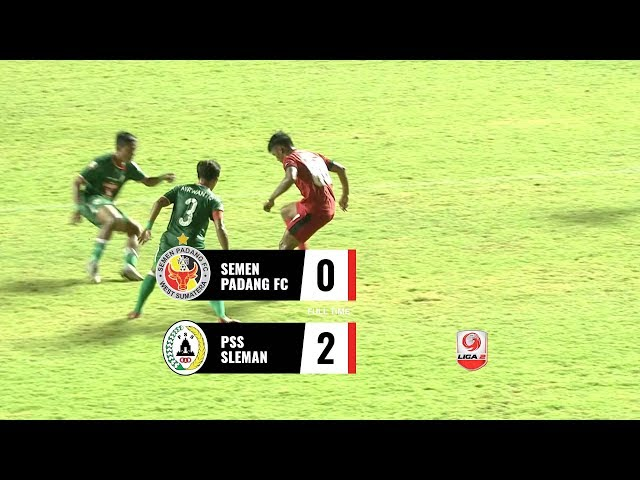[Final] Cuplikan Pertandingan Semen Padang FC vs PSS Sleman, 4 Desember 2018
