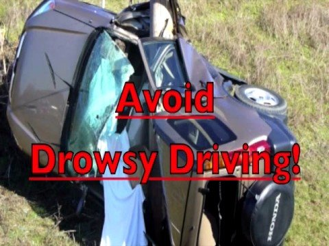 Drowsy Driving Youtube