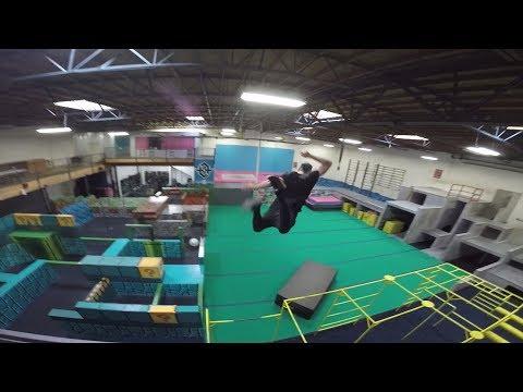 GoPro: Tempest Freerunning Academy with Jason Paul