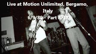 Download Soundgarden - Head Injury - Motion Unlimited, Bergamo, Italy - 6/9/89 - Part 8/18 MP3 song and Music Video