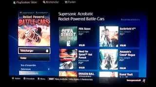 jeux gratuit sur PlayStation 3