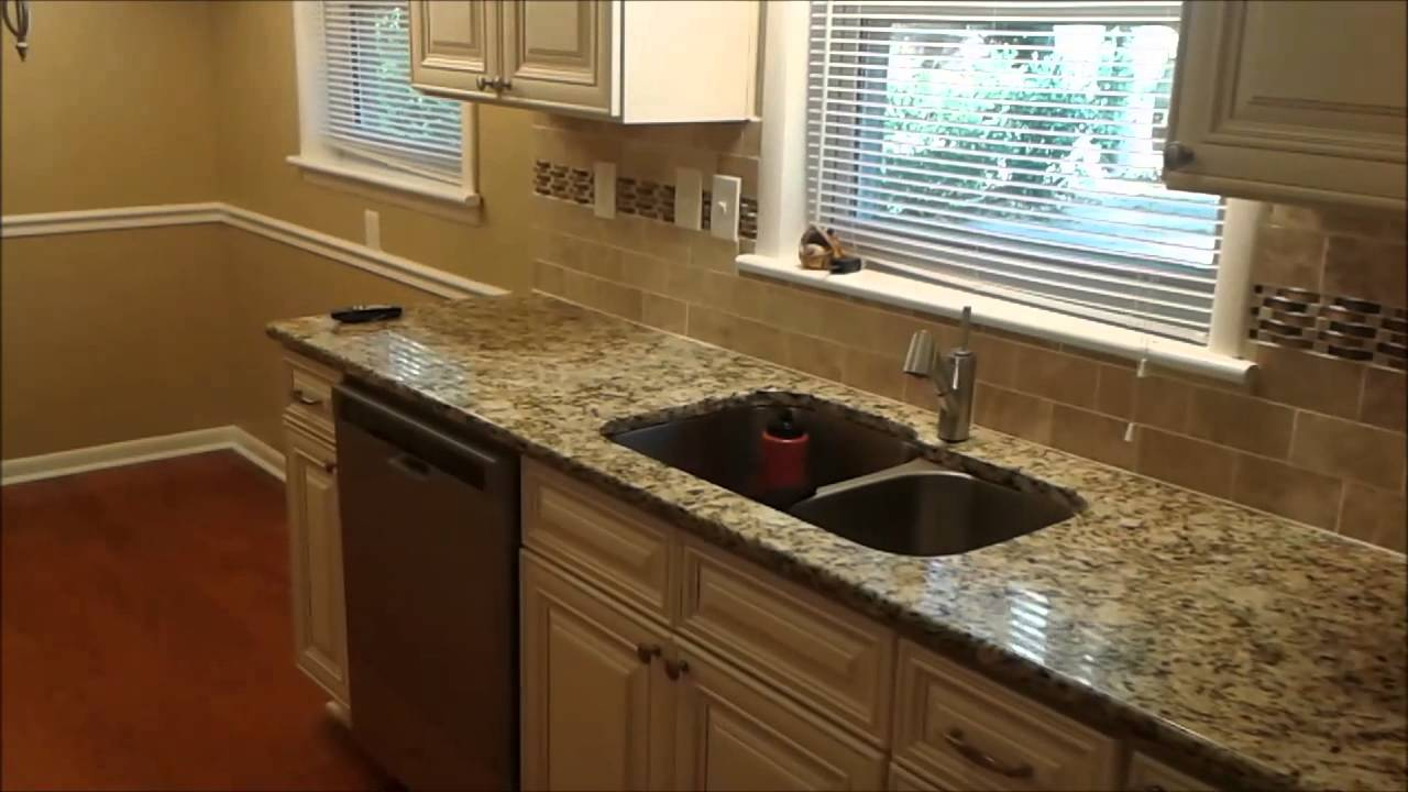 Galley Style Kitchen Remodel Youtube