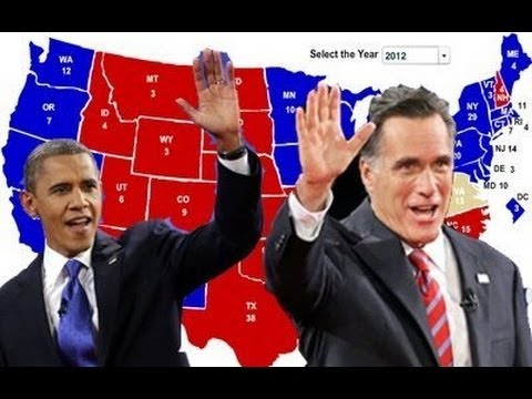 """The Election Day 2012 """"Math"""""""