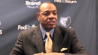 How To Make It in the NBA: Real Talk from Grizzlies Head Coach Lionel Hollins