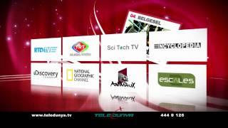 Teledünya Kanal Listesi