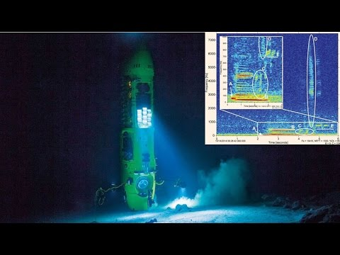 """Bizarre metallic """"alien"""" sound heard in the deepest part of the Mariana Trench"""