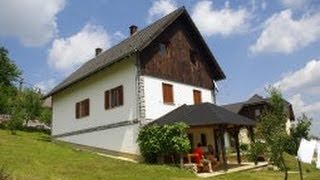 House Vuković - Poljanak, Plitvice Lakes, Croatia