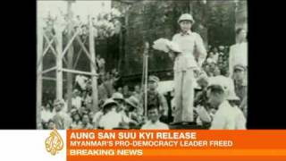 The story behind Aung San Suu Kyi