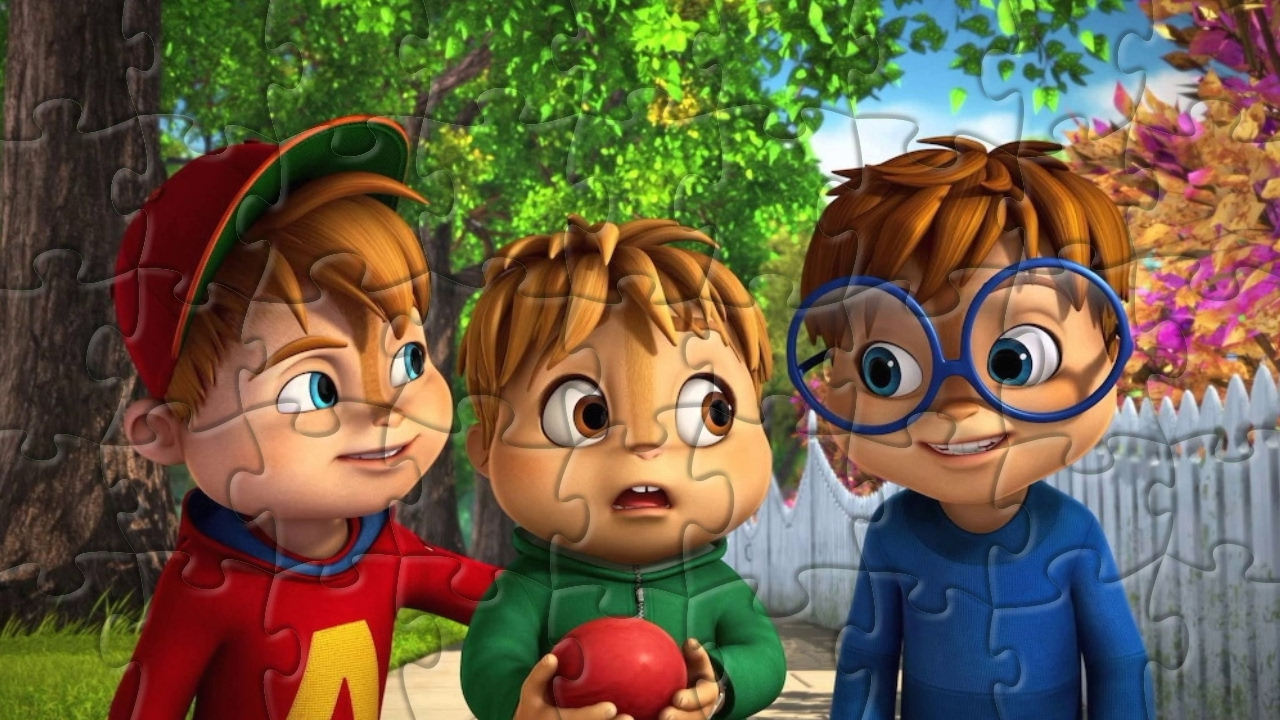 Alvin And The Chipmunks Games - Games For Kids