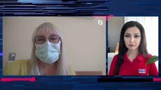 Пациентка уфимского COVID-госпиталя рассказала, как её лечат и где она заразилась