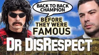 DR DISRESPECT - Before They Were Famous - Twitch Streamer