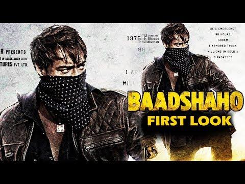 Ajay Devgn का Baadshaho Look आया सामने - सबसे हटके फिल्म