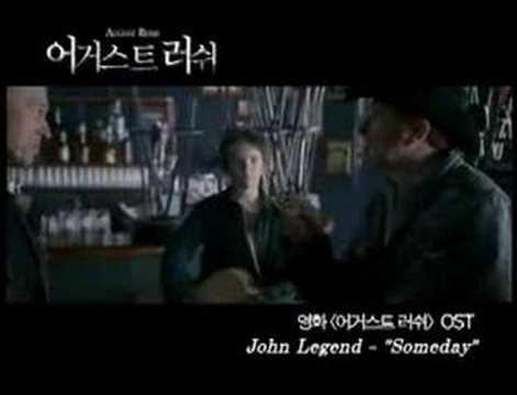 John Legend - Someday