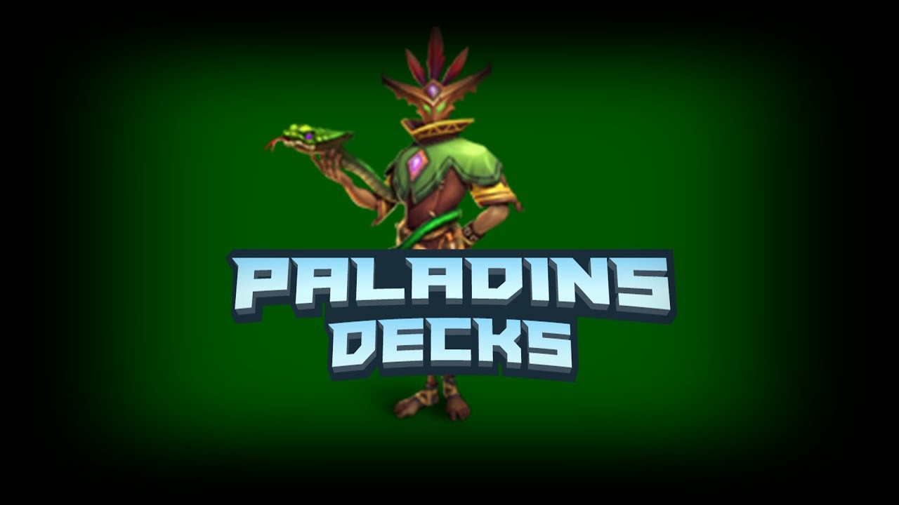 how to play mal damba paladins