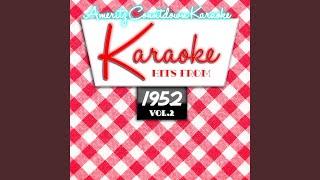 Tabak Und Rum (In the Style of Bruce Low) (Karaoke Version)