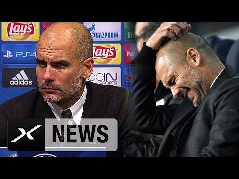 Pep Guardiola: Pleite mit dem FC Bayern war schlimmer | FC Barcelona - Manchester City 4:0