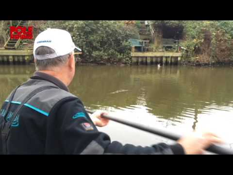 Alan Scotthorne Catches Three Fish