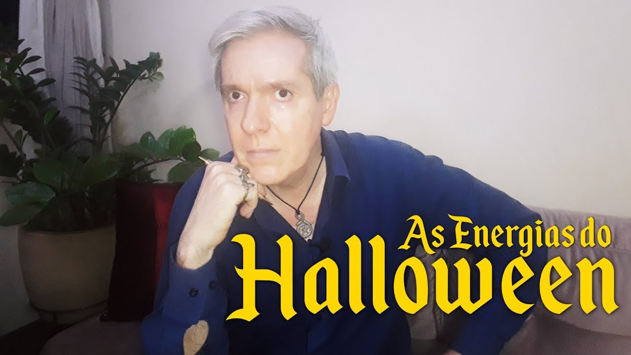 As Energias do Halloween