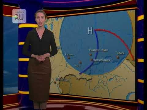 Прогноз погоды с Ксенией Аванесовой на 31 мая