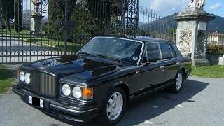 Bentley Turbo R 6,75lL 385hp обзор от Stage PLUS в Ангар Авто