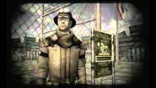 Fallout: New Vegas opening story