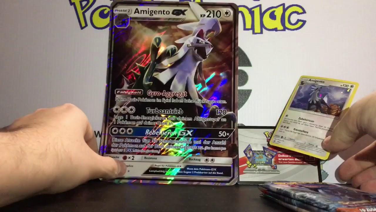 Amigento Box Deutsch Pokemon