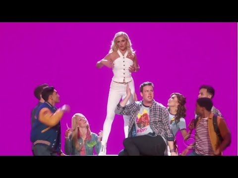 The Cast of Mean Girls perform at the 2018 Tony Awards